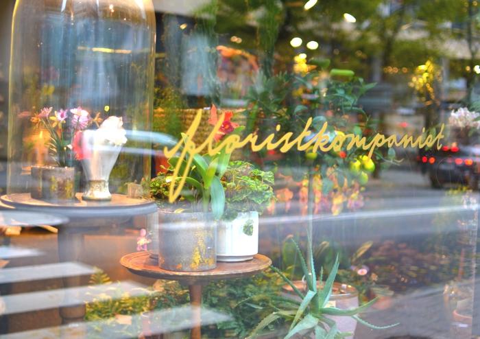 Sweden Stockholm Florist