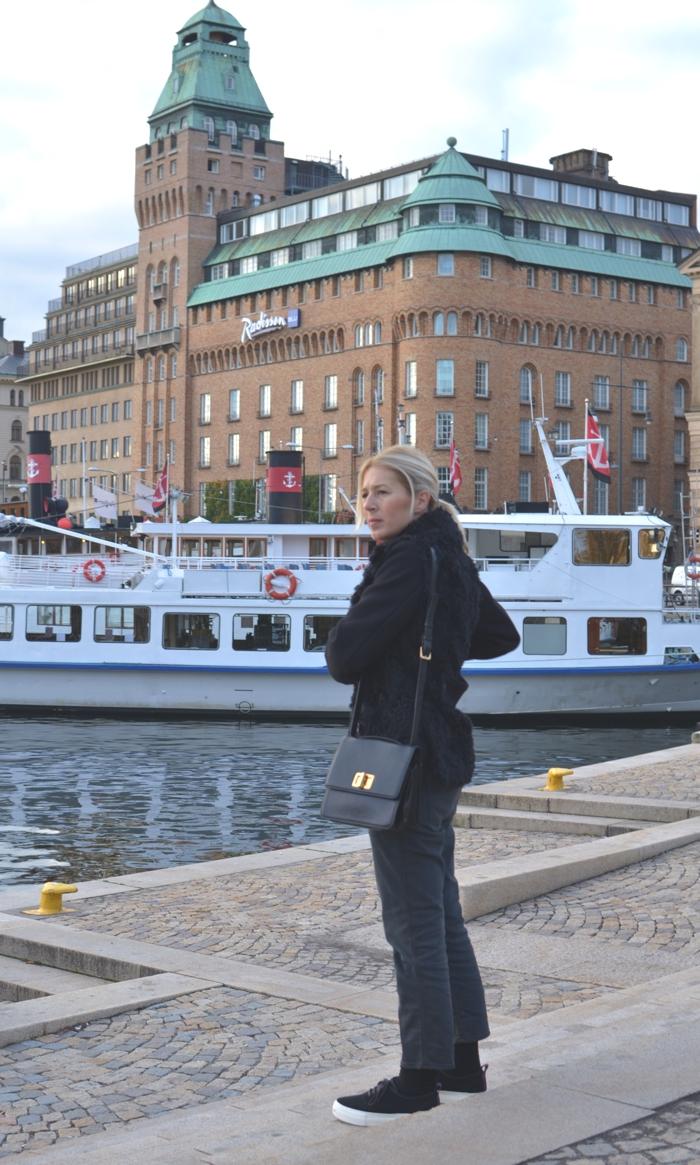 Sweden Stockholm Dania Stavraka