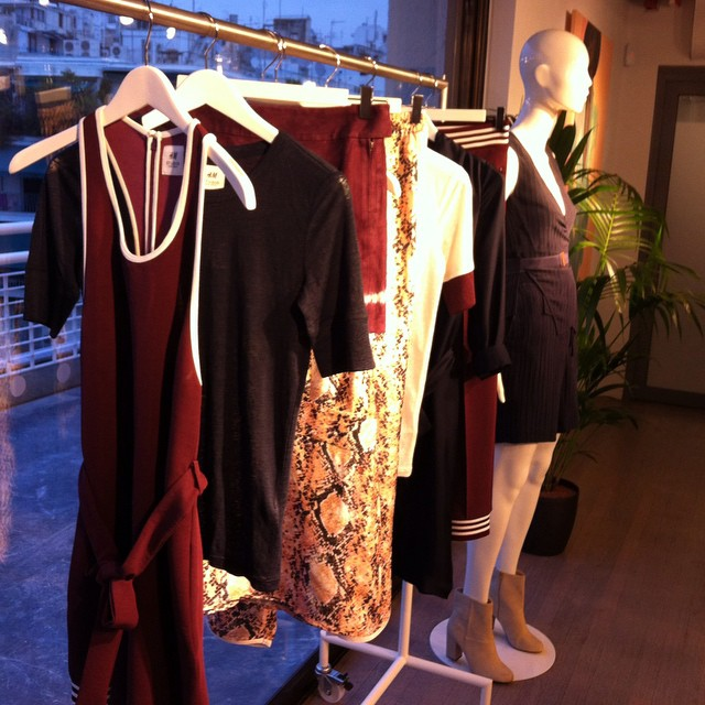 #burgundy @handmfashion for #ss2015