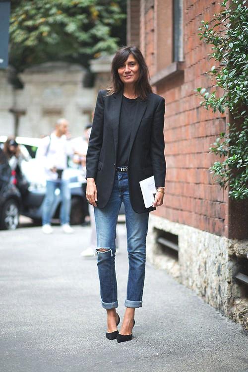 fashion editor style