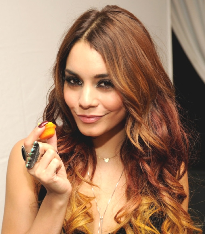 vanessa-hudgens-ombre-hairstyle