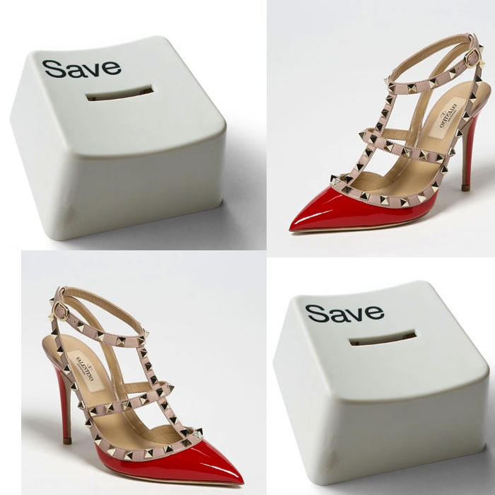 50 Easy Ways to Save Money for Designer Shoes!