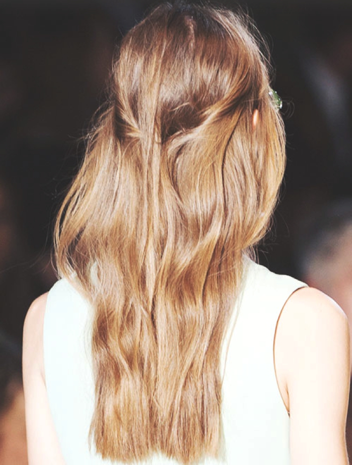 6 New Hairstyle Ideas Only for Long Healthy Hair04