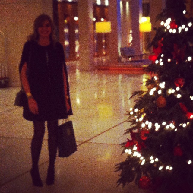 #capes and #christmas trees