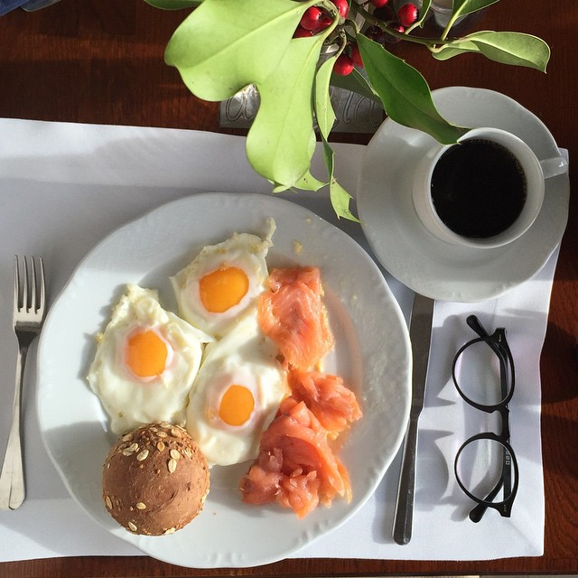 Healthy Breakfast today in #thessaloniki #electraPalace