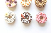 Low Calorie Healthy Chic Apple Sweets Donut LookAlikes