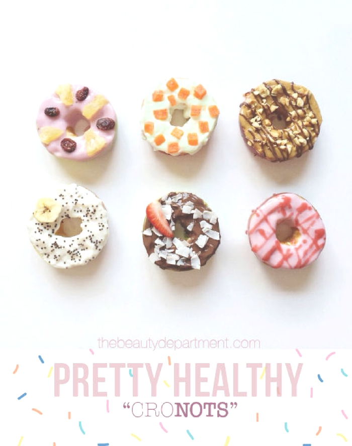Apple Sweets Donut LookAlikes
