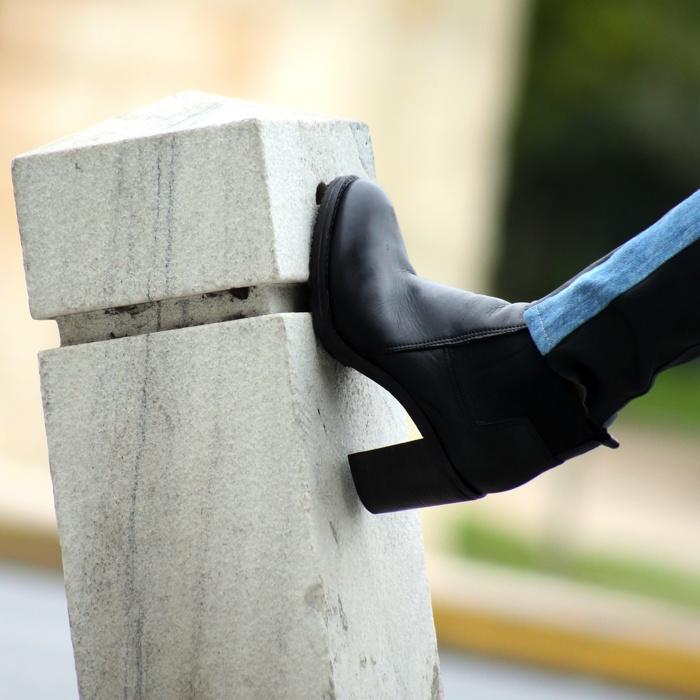 Grumman ankle boots sante shoes trendsurvivor