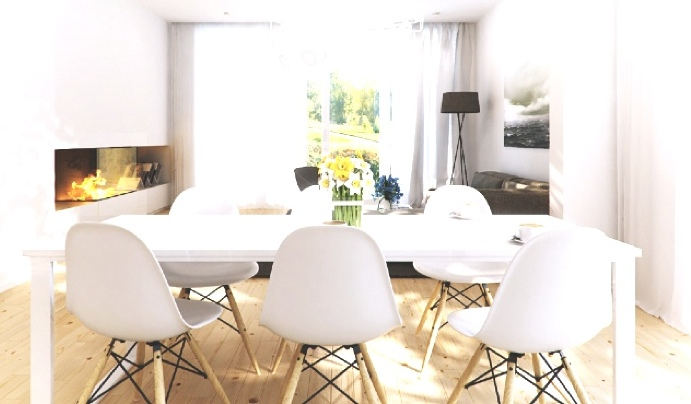Home Decor Ideas | 2 The Eames Chair 7