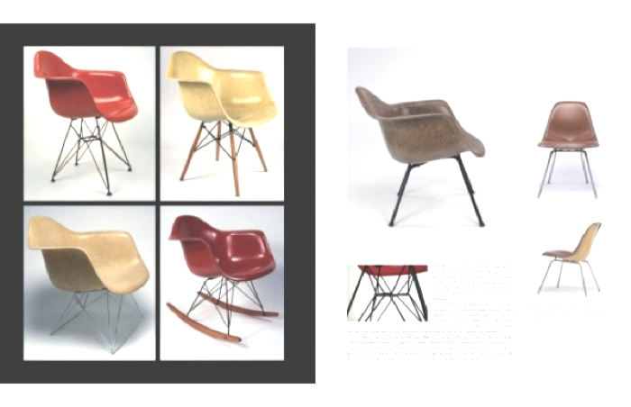 Home decor ideas the eames chair trendsurvivor Home decor survivor 4
