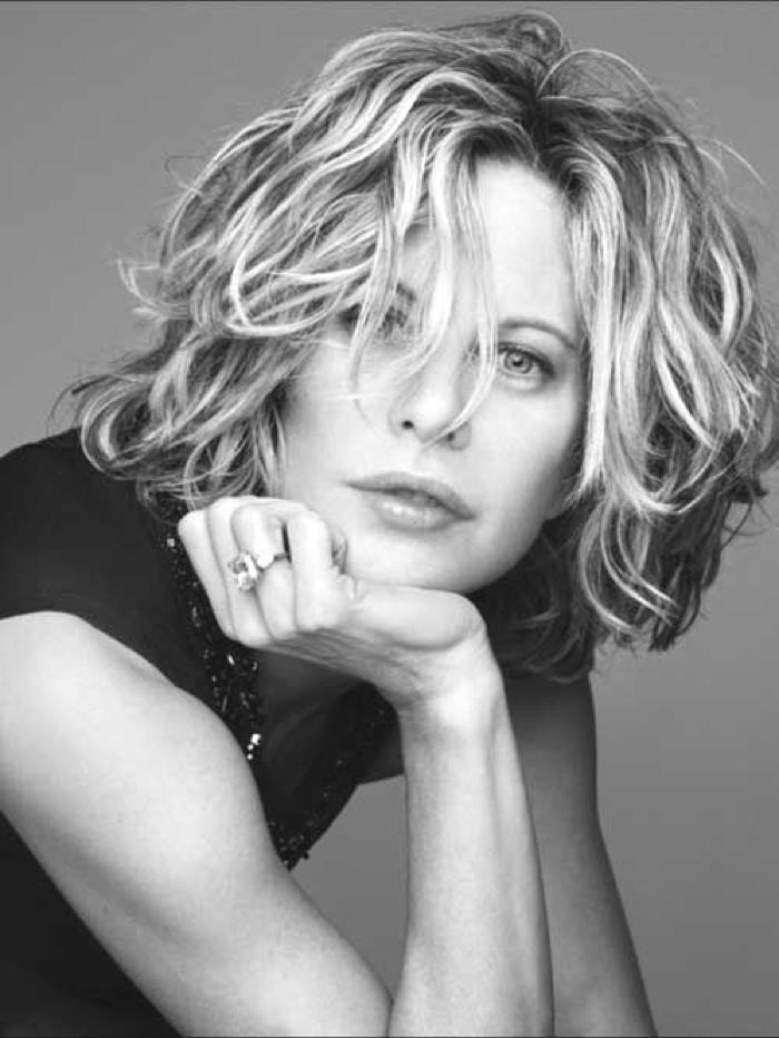 Meg Ryan short bob
