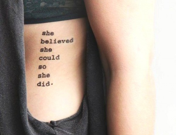 New Year's Quotes (Tattoos) for 2015 05