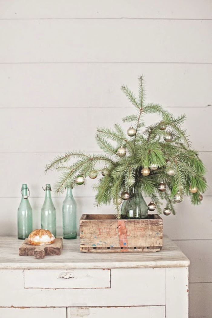 Tiny Christmas Tree DIY