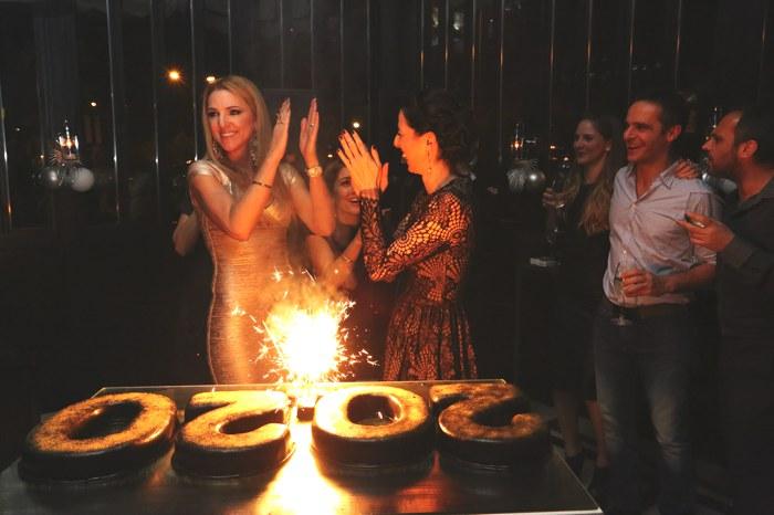 Vassia Gkika Myrto Mavroleon birthday party