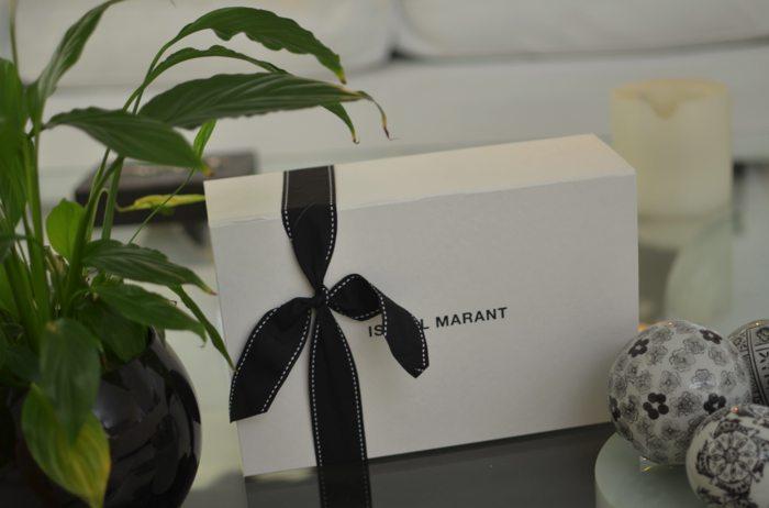 Isabel Marant SS2015 Box