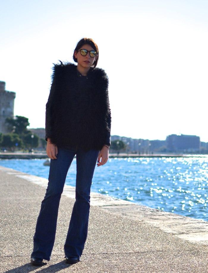 Niki Svolou Thessaloniki Winter Street Style