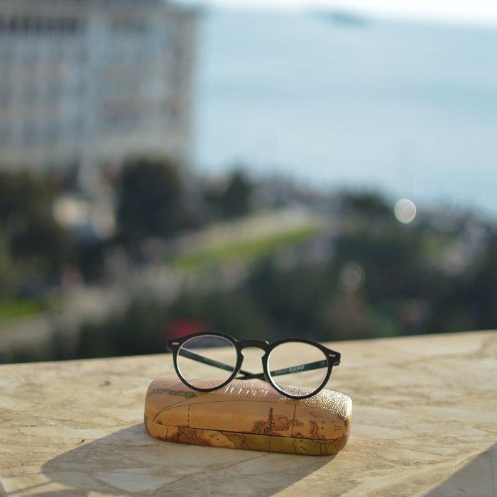 Firmoo eyeglasses mat retro inspired