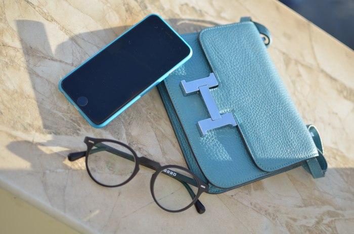 iPhone 6, Hermes Bag, Firmoo eyeglasses