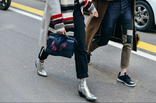 Personalized bags, Stan Smith street style