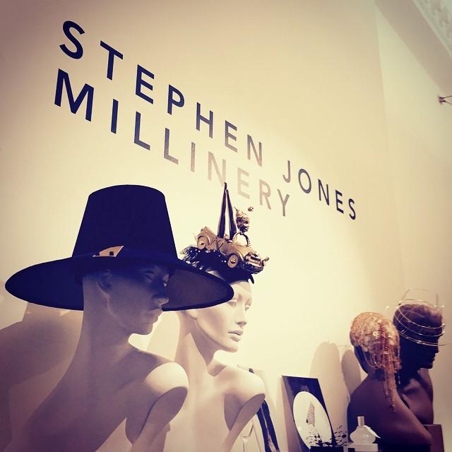 Hats #lfw #London