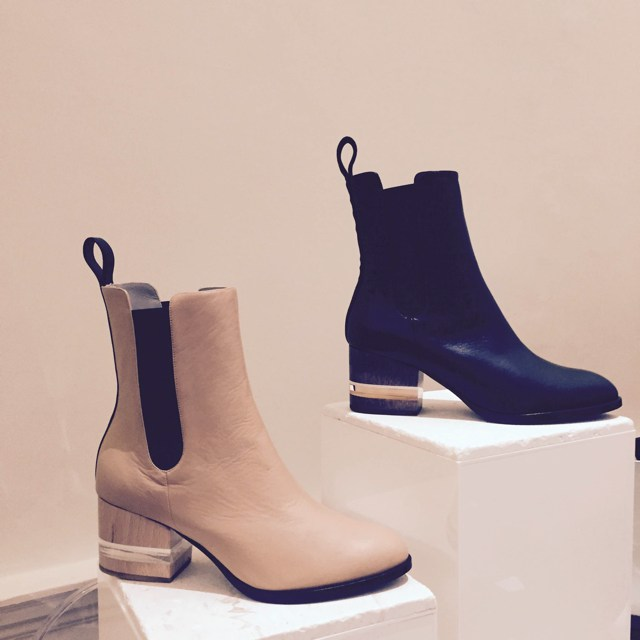 Dear Frances boots