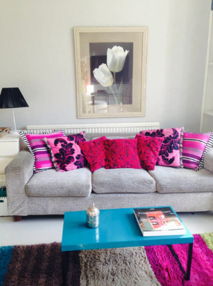 Designer Guild pillows