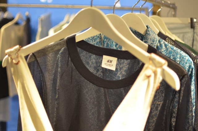 HandM SS2015 collection event
