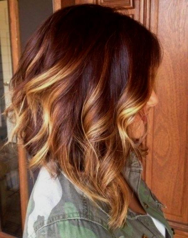 Hair Highlight 2015 Trends