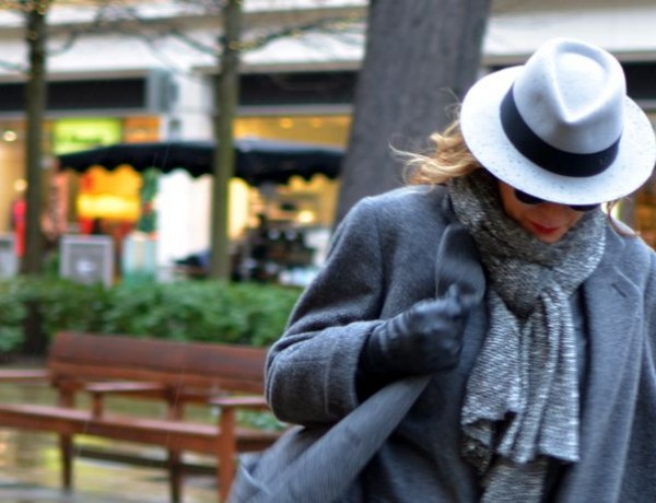 London Cold Winter Outfit Idea01