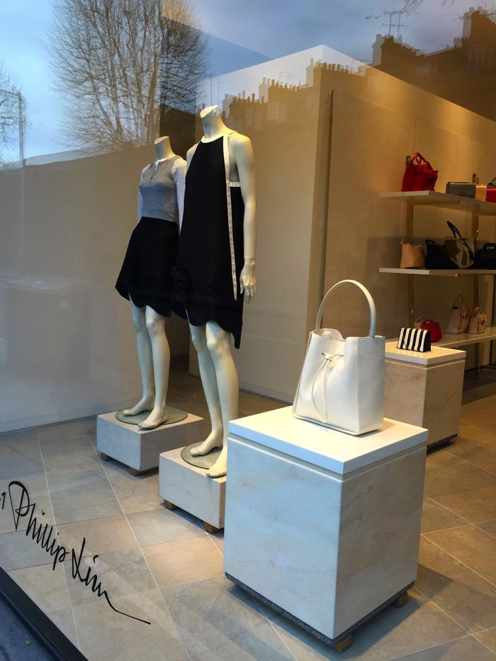 3.1 Phillip Lim London window display