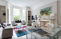 London | A Stylish Victorian Townhouse Apartment