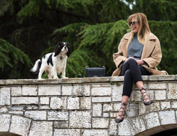 Street Style-Camel Coat- Flats Isabel Marant Nina TrendSurvivor Papaioannou