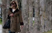 LFW Street Style    Three Tricks for 70s Glamour