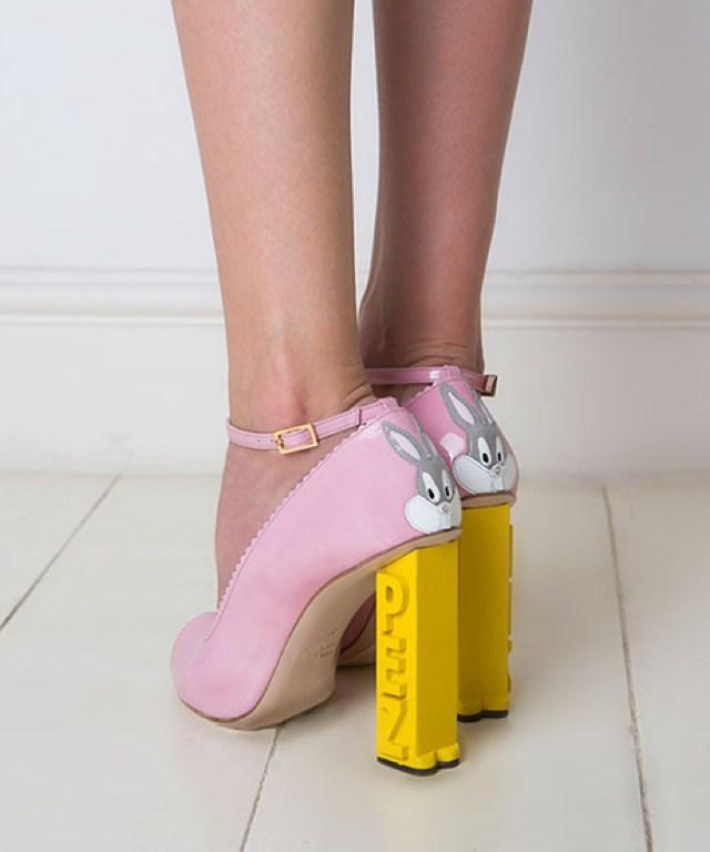 camilla elphick bugs bunny shoes high heels