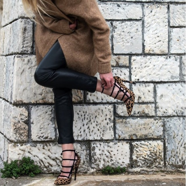 Nothing like an amazing pair of high heels!!! Outfit details?@liketoknow.it www.liketk.it/Zm1c #liketkit