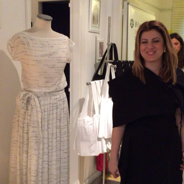 @ioanna_kourbela love your #greek inspired collection!!!