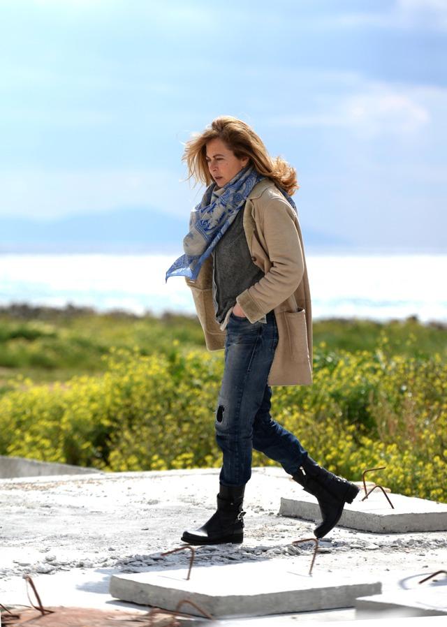 Alexandra Skaltsogianni casual chic style