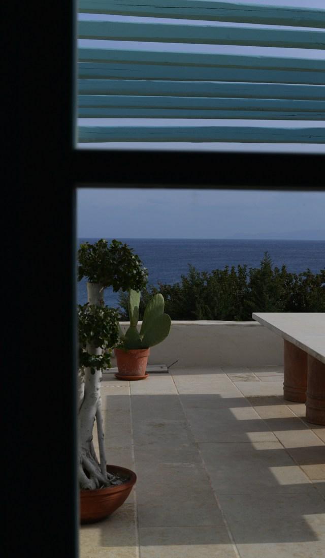 Paros Island view