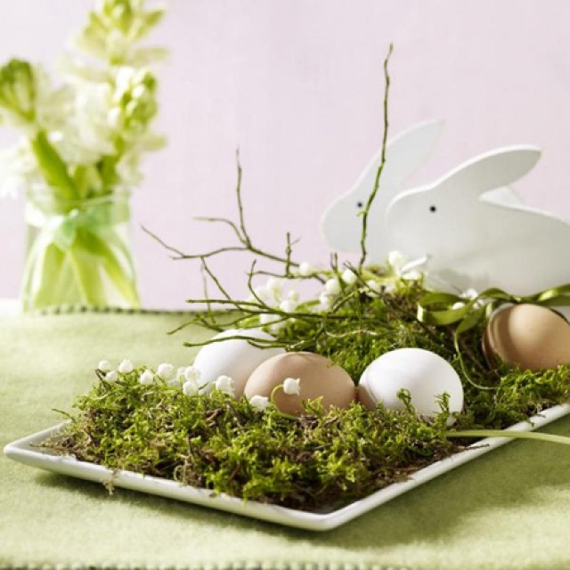 Fresh Easter Egg Decoration Ideas| How to decorate eggs with flowers