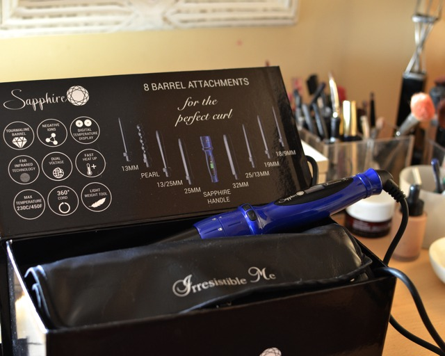 IrresistibleMe Sapphire 8 in 1 | Multi Curling Wand