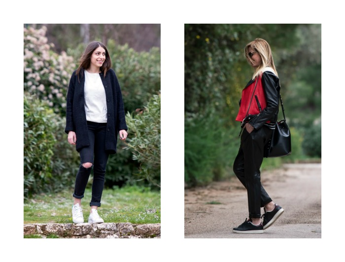 Mom – Daughter Street Style | How we Styled the Adidas Stan Smith Sneakers