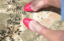 Shoe Trends   Valentino Tango Pumps …. Red