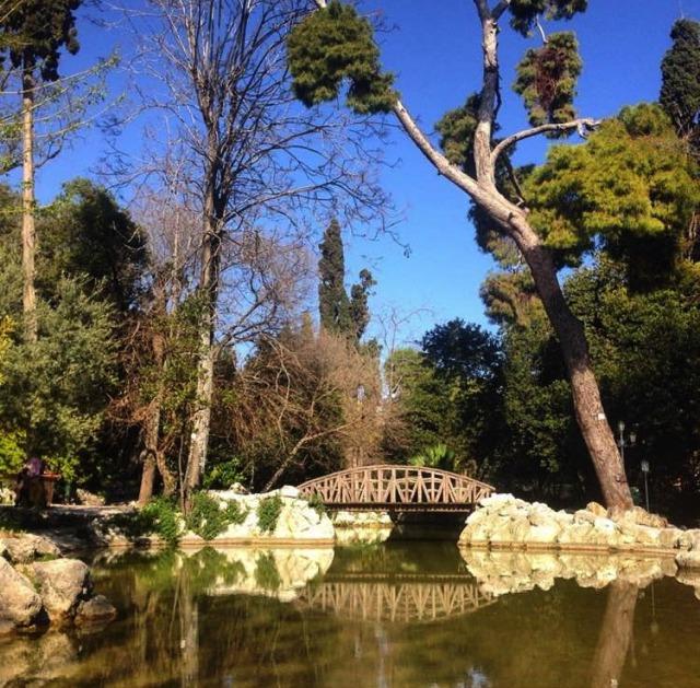 National Garden Athens Greece
