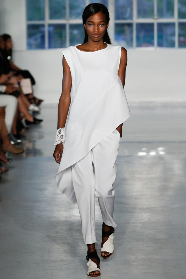 Zero + Maria Cornejo-Latest Fashion Trends  - The Magnificent Shades of White