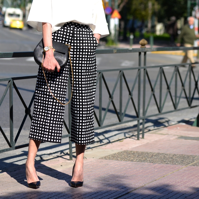 Athens Street Style- Culottes