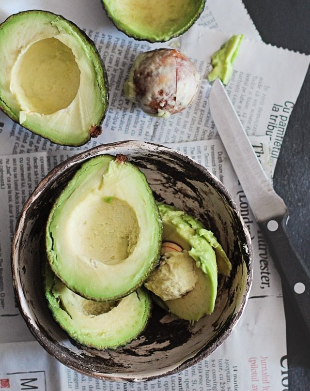 Avocado benefits recipes