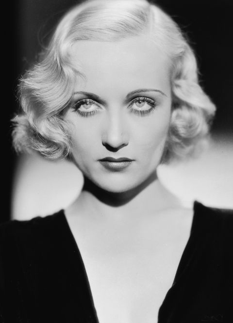 CAROL LOMBARD beauty secret makeup tip
