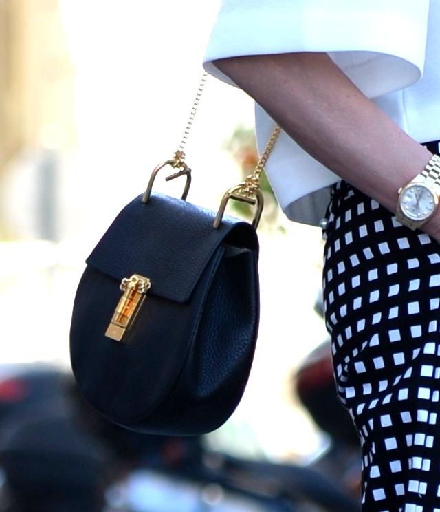 Chloe Drew Black bag