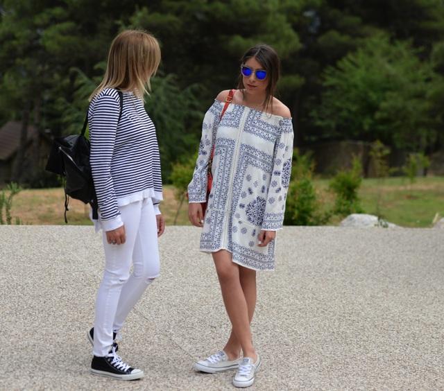 Coastal Sunnies Converse sneakers Summer Street Style TrendSurvivor