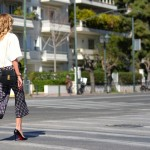 Athens Street Style | Culottes and the City